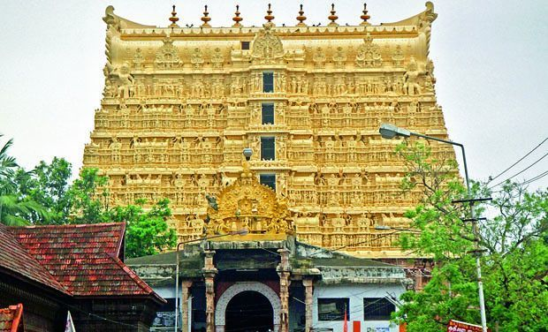 Gold missing from Sree Padmanabhaswamy temple