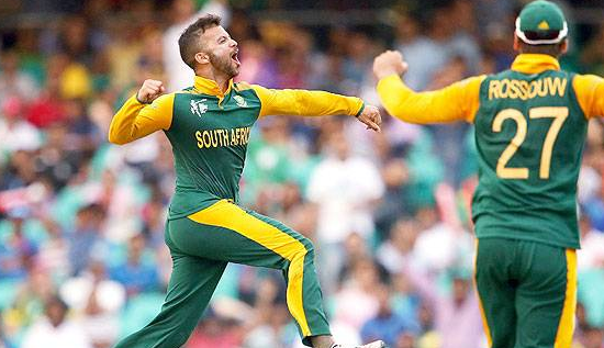 279d4c4659f Duminy takes Hat-trick against Srilanka
