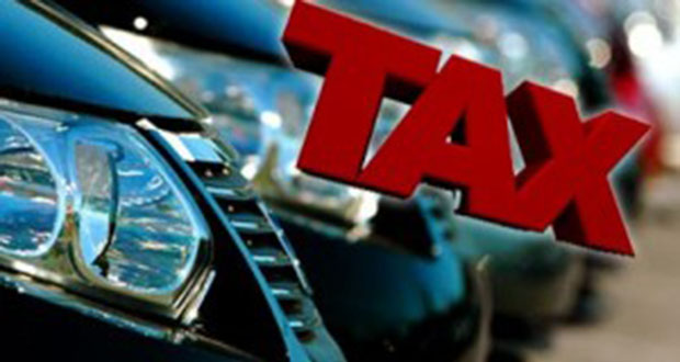 Motor Vehicle Tax
