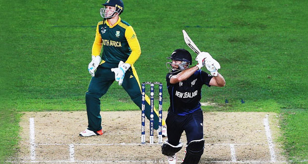 New Zealand beat South Africa by 4 wickets