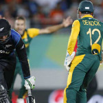 1st semi-final: New Zealand vs South Africa Live Score