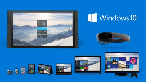 Microsoft announces Windows 10 free upgrade