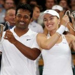 Wimbledon 2015: Paes, Hingis clinch mixed double's title