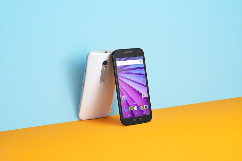Moto G (3rd Gen) launched in India