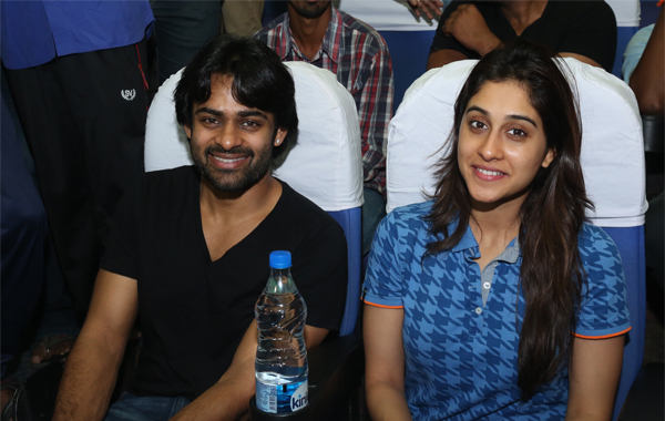 Subramanyam for sale cast at theater