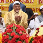 AP CM participated in the Iftar feast