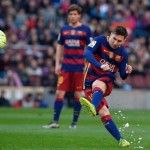 Argentina boss blasts Barca over Messi injury