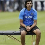 Ishant Sharma Down With Chikungunya, Out of 1st Test vs NZ
