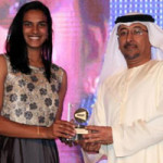 PV Sindhu wins Most Improved Player award