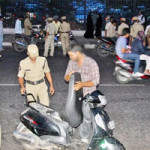 Hyderabad On Alert: Police Forces For Nirudyoga rally