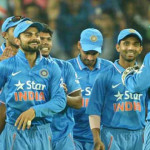 India plays a tri-series with Sri Lanka and Bangladesh