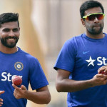 Jadeja pips Ashwin for top spot in ICC Test bowlers' rankings