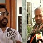 Shiv Sena MP Ravindra hits Air India official