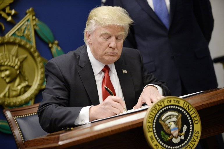 Trump-To-Sign-New-Travel-Ban-Executive-Order-On-Monday