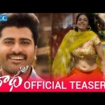 Sharwanand's Radha Movie Teaser