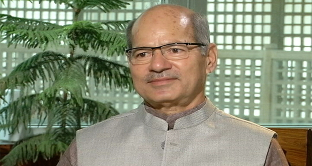 Environment Minister Anil Dave