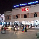Visakhapatnam railway station has come 1st in Swachh Sarvekshan