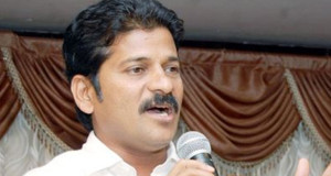 Revanth Reddy demands CBI inquiry into land scam