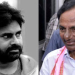 KCR unusual comments on Jana Sena