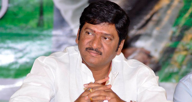 Rajendra Prasad responded on Drug Issue