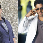 Arjun Plays Father role for Allu Arjun
